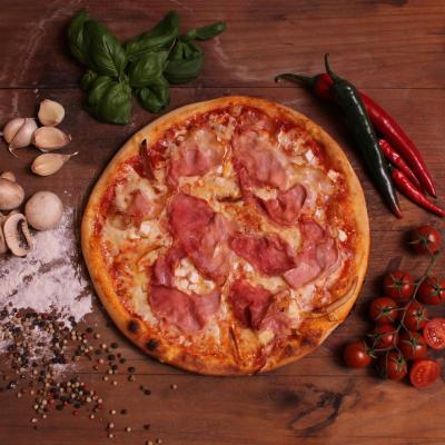 Pármai 4 sajtos pizza