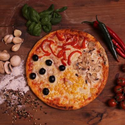 Vegyes pizza