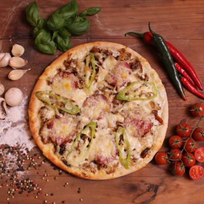 Gyros extra pizza