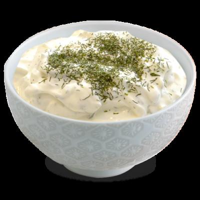 Joghurtos - kapros öntet