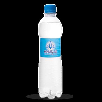 Kristályvíz (szénsavas)