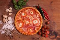 Pomodore pizza