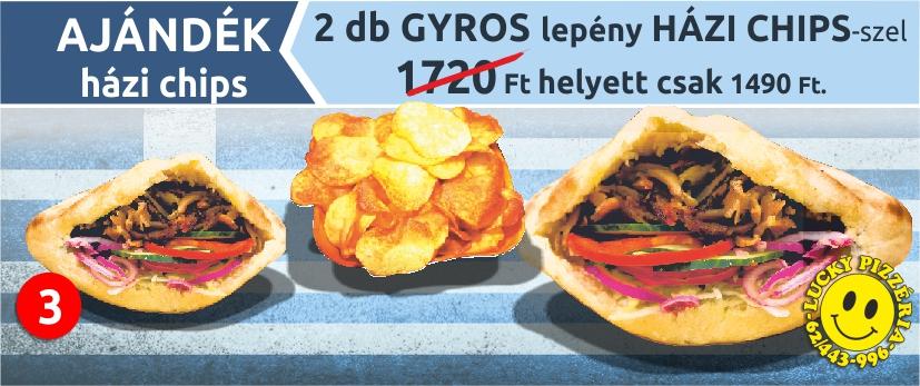 5 db 28 cm-es SONKÁS pizza csak 3500 Ft.