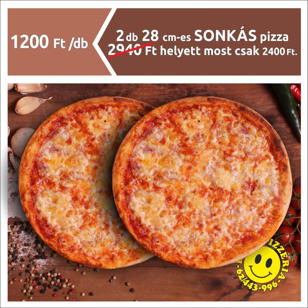 MINDEN PRÉMIUM PIZZA 0,5l ásványvízzel és SOMLÓIVAL 1990 Ft